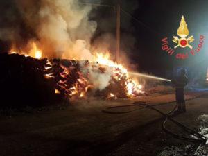Incendio nel cantiere della metropolitana a Catanzaro, indagini in corso