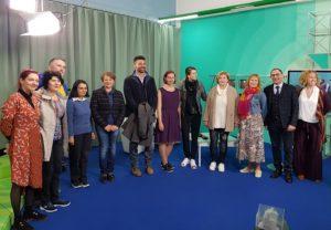 Chiaravalle Centrale, docenti stranieri in visita in città