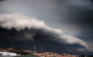 Maltempo – Allerta in Calabria. In arrivo temporali, grandinate e forti raffiche di vento