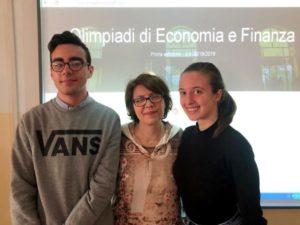 Successo del Siciliani di Catanzaro alle Olimpiadi di Economia e Finanza
