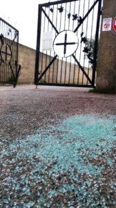 Forza Nuova Catanzaro: Continuano i furti nel parcheggio del cimitero di S. Maria
