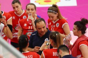 Volley Soverato, si riparte da coach Bruno Napolitano