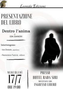 """A Montepaone la presentazione del romanzo fantasy """"Dentro l'anima"""""""