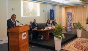Domenico Scopelliti nuovo presidente del Rotary Club di Soverato