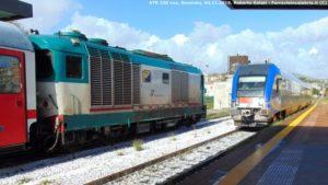 Ferrovia e strada ioniche