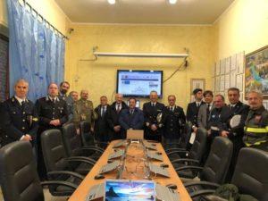"""Inaugurato il """"Centro Operativo Comunale"""" di Protezione Civile di Amaroni"""