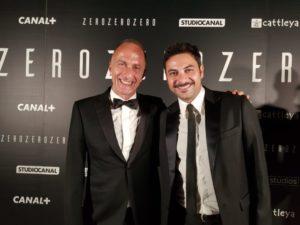 """Walter Cordopatri nel ruolo di Nicola Curtiga debutta in """"ZeroZeroZero"""""""
