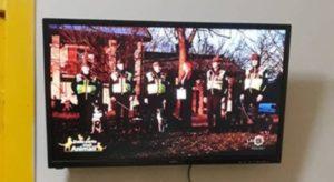 """""""Universo Minori"""" dona un televisore all'Istituto Penale per i Minorenni di Catanzaro"""