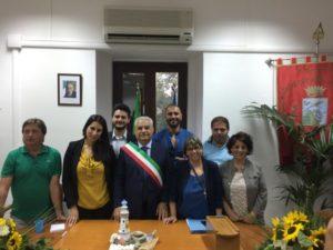 Sottoscritti contratto di videosorveglianza pubblica e convenzione WI-FI cittadino a Santa Caterina dello Ionio