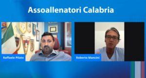 Webinar esclusivo con Roberto Mancini CT della Nazionale Italiana Calcio