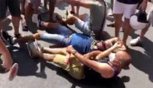 Migranti positivi al Covid trasferiti ad Amantea, bloccata da cittadini la Statale 18
