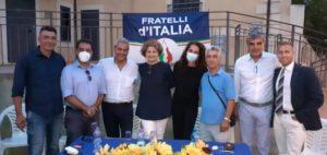 Inaugurato a Vallefiorita il Circolo di Fratelli d'Italia