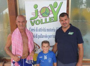 L'Astronauta della Nasa Carlo Viberti ospite della Joy Volley