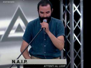 N.A.I.P.,  quattro sì per l'artista calabrese che passa le audition di X Factor 2020