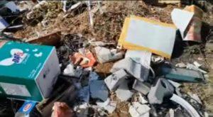[VIDEO] Degrado e inquinamento ambientale nel comune di Santa Caterina dello Ionio
