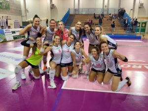 Il Volley Soverato supera in trasferta l'Itas Martignacco