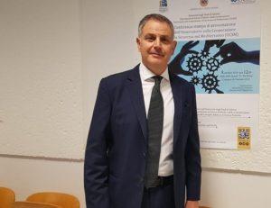 San Vito al voto: chi è Gianfranco Macrì, l'accademico candidato a consigliere
