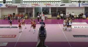 Sconfitta in quattro set a Ravenna per il Volley Soverato
