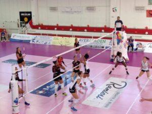 Vittoria da due punti del Volley Soverato contro Macerata