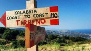 """Nasce """"Kalabria Coast to coast"""", un cammino di 55 km tra borghi, sentieri e natura"""