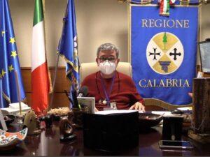 """Nuova ordinanza Coronavirus, Spirlì: """"Insieme ce la facciamo"""""""