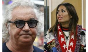 """Elisabetta Gregoraci al GF Vip: """"Flavio Briatore mi ha chiesto di risposarlo"""""""