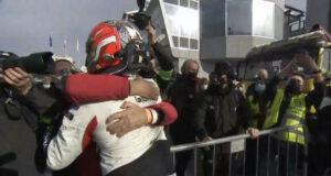 Il pilota calabrese Simone Iaquinta campione italiano della Porsche Carrera Cup Italiaper il secondo anno consecutivo!