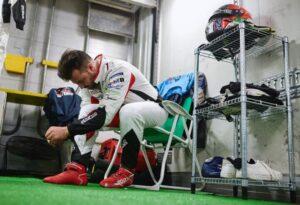 Il calabrese Simone Iaquinta si gioca il titolo nell'ultima prova della Carrera Cup Italia