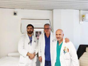 Ospedale Lamezia Terme: nuova tecnica mini-invasiva per il trattamento delle fratture