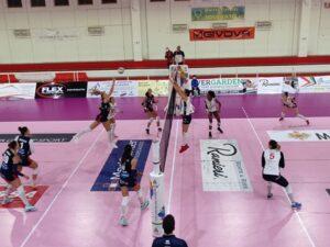 Il Volley Soverato liquida con un secco tre a zero la pratica Ravenna