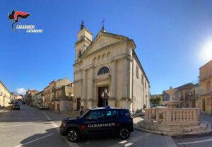 Tentato furto nella chiesa di San Rocco a Girifalco, 31enne denunciato