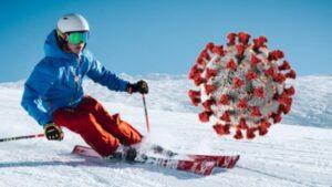Sciare o non sciare… questo è il Covid!