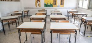 Coronavirus: Insegnante positivo, sospesa la didattica in presenza in alcune classi a Catanzaro