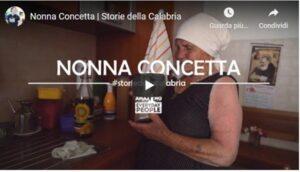 [VIDEO] Storie della Calabria | Nonna Concetta