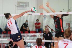 Volley Soverato: Al via il girone di ritorno. Trasferta contro Vallefoglia