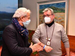 Sanità in Calabria, il presidente Spirlì incontra il commissario Longo