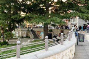 Catanzaro – Divieto di stazionamento ai giardini di San Leonardo e nelle aree di ritrovo dei giovani