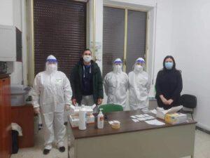 Coronavirus, tamponi per insegnanti e personale ATA a Soverato