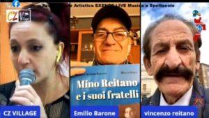 """Gegè Reitano saluta Catanzaro con la voce di Mino in un """"abbraccio"""" calabrese"""