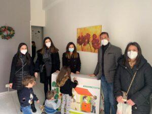 La Befana in corsia,  i doni del Leo Club Catanzaro Host per i bimbi meno fortunati