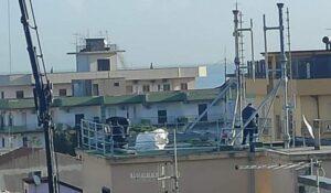 Quello strano caso delle antenne sul tetto del Comune di Soverato