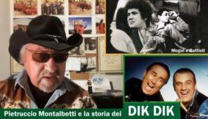 """I Dik Dik da Mogol e Battisti al grande successo, la """"lunga"""" storia con Pietruccio Montalbetti su Catanzaro Village"""