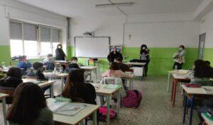 Continuano all'Istituto Manzoni di Catanzaro gli incontri sulla legalità