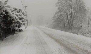 Gelo e maltempo da sabato sera a Catanzaro, preallertato il Coc