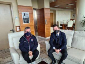 Crisi economica da Covid-19, Daniele Rossi incontra Spirlì: «C'è l'esigenza di misure governative forti»