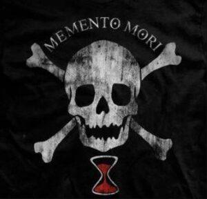 """Ricordiamoci che dobbiamo morire e in omaggio l'opuscolo """"Carpe Diem"""""""