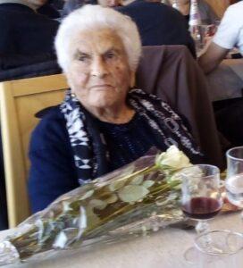 Soverato, oggi nonna Maria compie 100 anni!