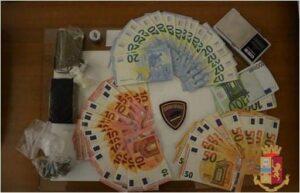 Contrasto al traffico e spaccio di stupefacenti a Catanzaro: un arresto e due denunce