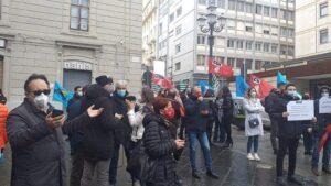Manifestazione navigator anche a Catanzaro, nota congiunta di Cgil, Cisl e Uil: professionalità da tutelare