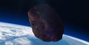 Un enorme asteroide si dirige verso la Terra a 94.208 chilometri all'ora, è classificato come potenzialmente pericoloso